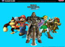Artwork zu Super Smash Bros. Melee