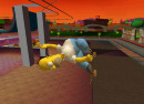 Screenshot zu The Simpsons: Skateboarding