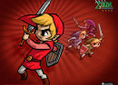 Artwork zu Four Swords Adventures