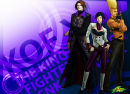Artwork zu The King of Fighters XI