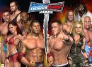 Artwork zu WWE SmackDown! vs. RAW 2006