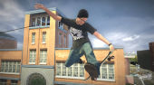Screenshot zu Tony Hawk's Project 8