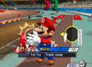 Screenshot zu Mario & Sonic: Beijing Olympics