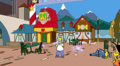Screenshot zu The Simpsons Game