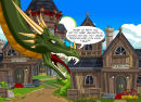 Artwork zu DragonFable