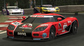 Screenshot zu GTR Evolution