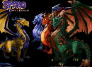 Artwork zu Legend of Spyro: Dawn of the Dragon