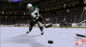 Screenshot zu NHL 2K9