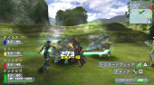Screenshot zu Phantasy Star Portable