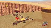 Screenshot zu Space Chimps