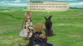 Screenshot zu Tales of Symphonia: Dawn of the New World