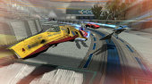 Screenshot: PS3 zu WipEout HD