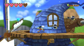 Screenshot zu Klonoa