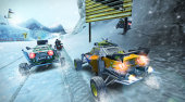 Screenshot zu MotorStorm: Arctic Edge