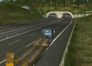 Screenshot zu German Truck Simulator