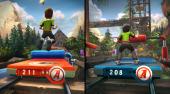 Screenshot zu Kinect Adventures