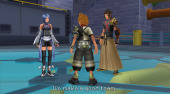 Screenshot zu Kingdom Hearts: Birth by Sleep