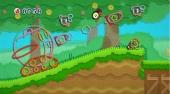 Screenshot zu Kirby's Epic Yarn