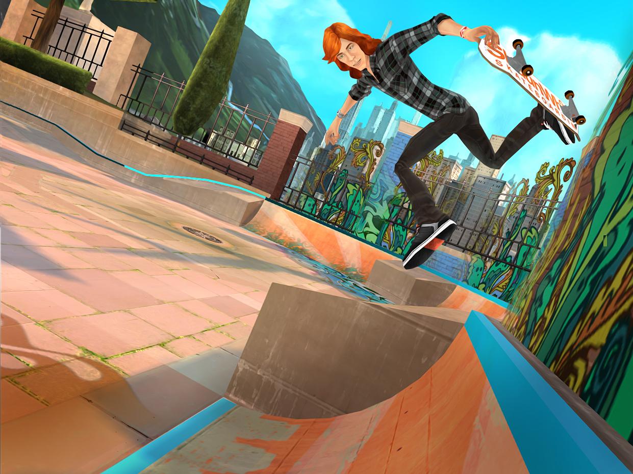 Shaun White Skateboarding Screenshot 45 von 57.
