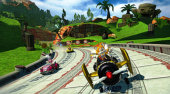 Screenshot zu Sonic & Sega All-Stars Racing
