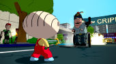 Screenshot zu Family Guy: Back to the Multiverse