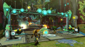 Screenshot zu Ratchet & Clank: QForce