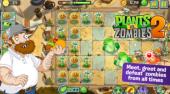 Screenshot zu Plants vs. Zombies 2