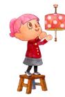 Artwork zu Animal Crossing: Happy Home Designer