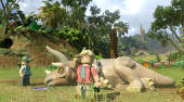 Screenshot zu LEGO Jurassic World