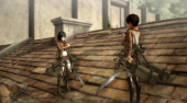 Screenshot zu Attack on Titan