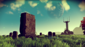 Screenshot zu No Man's Sky