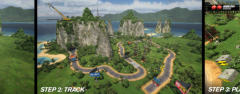 Screenshot zu TrackMania Turbo