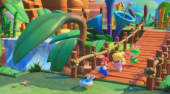 Screenshot zu Mario + Rabbids Kingdom Battle