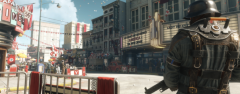 Screenshot zu Wolfenstein II: The New Colossus