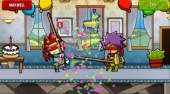 Screenshot zu Scribblenauts Showdown