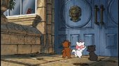 DVD Filmszene zu The Aristocats
