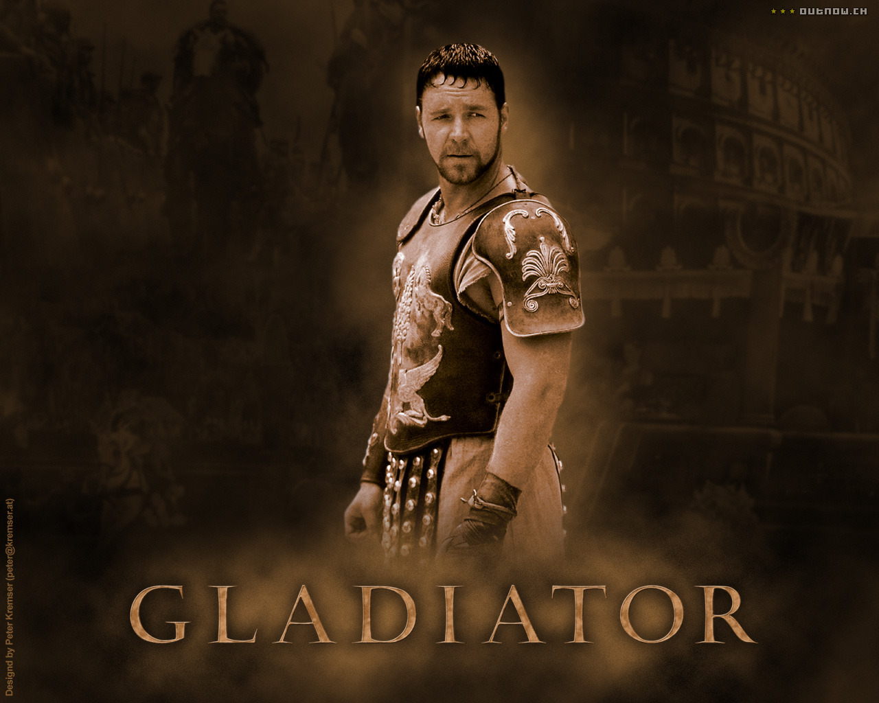 a review of the film the gladiator Films dealing with adventure and high drama in antiquity were cinematic fixtures pretty much from the inception of moviemaking through their burnout in the '60s.