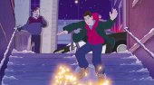 Film-Szenenbild zu Eight Crazy Nights