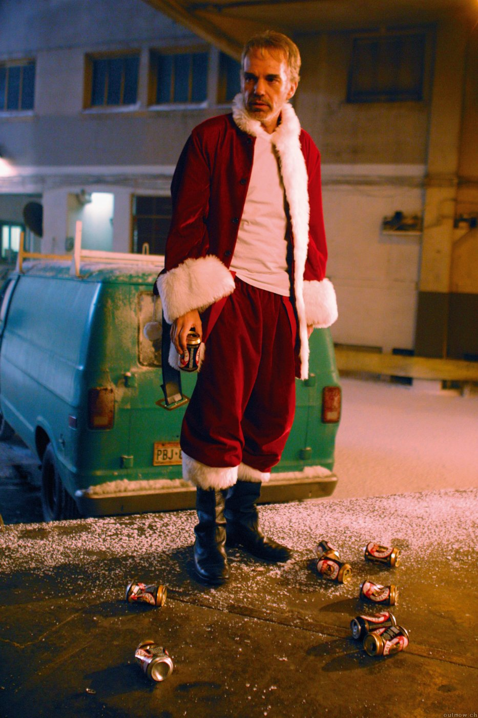 Film Szenenbild Bilder Bad Santa 2003 Movies Outnow