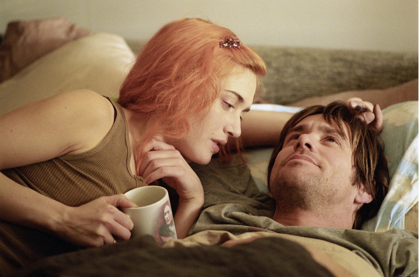 salah satu adegan di Eternal Sunshine of a Spotless Mind