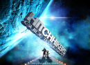 Artwork zu The Hitchhiker's Guide to the Galaxy