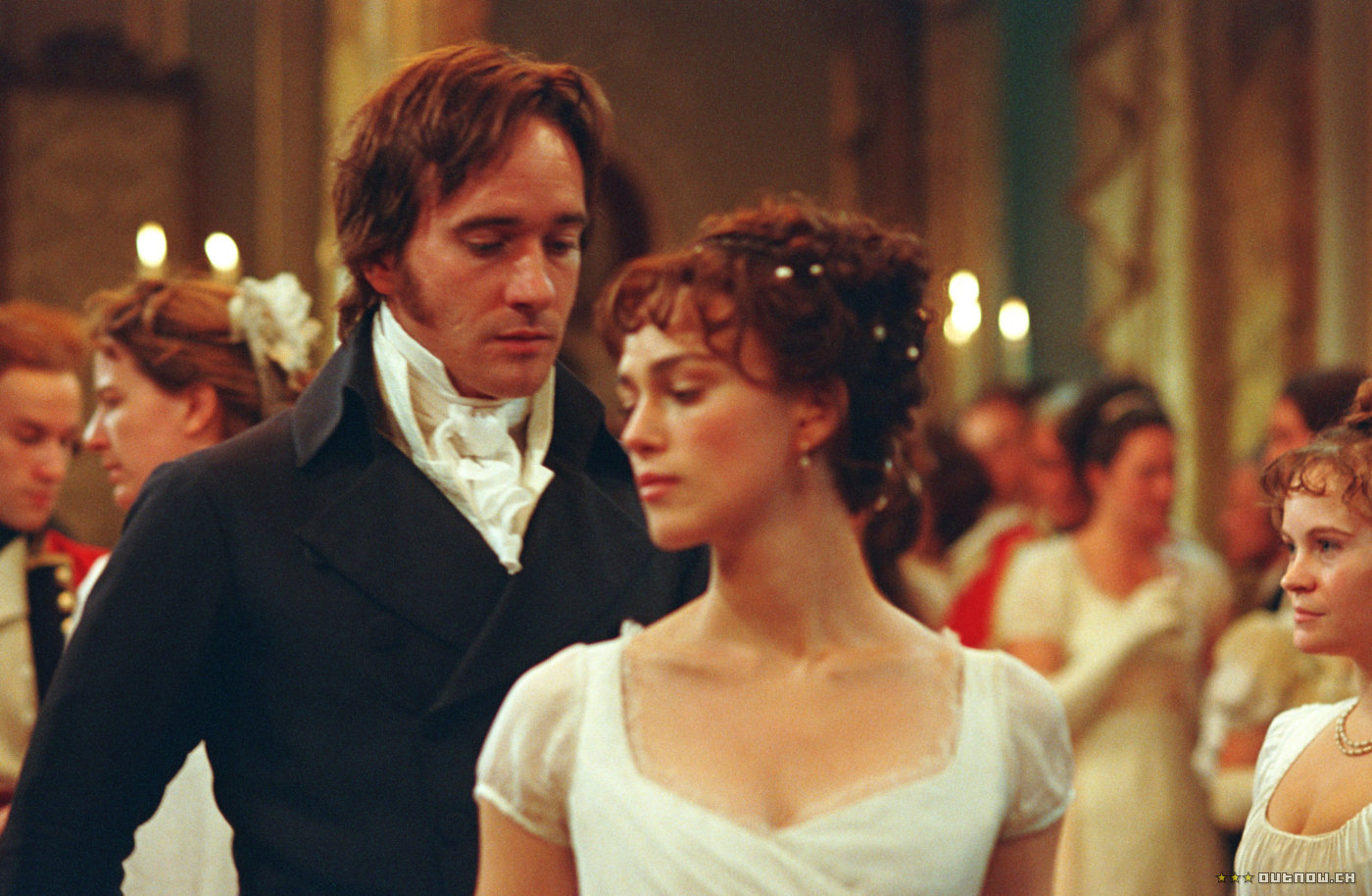 Elizabeth And Mr Darcy...