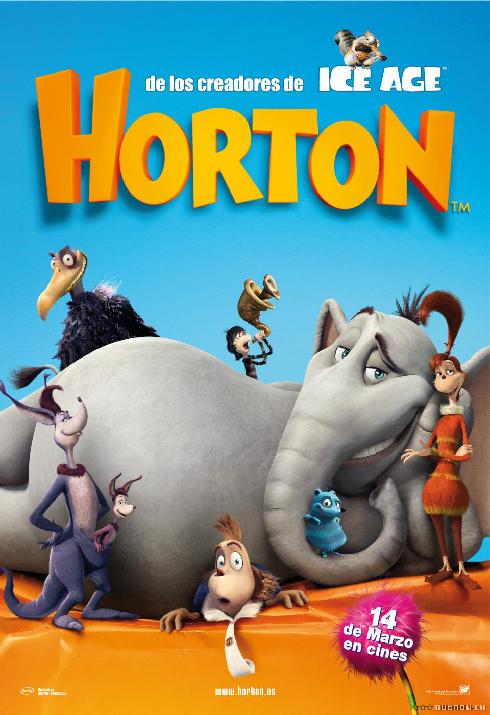 horton hears a who game instructions