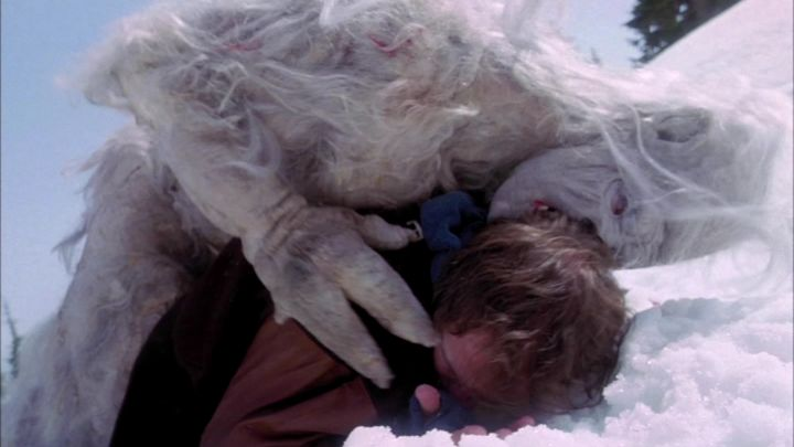 Yeti Curse Of The Snow Demon 2008 Film Szenenbild