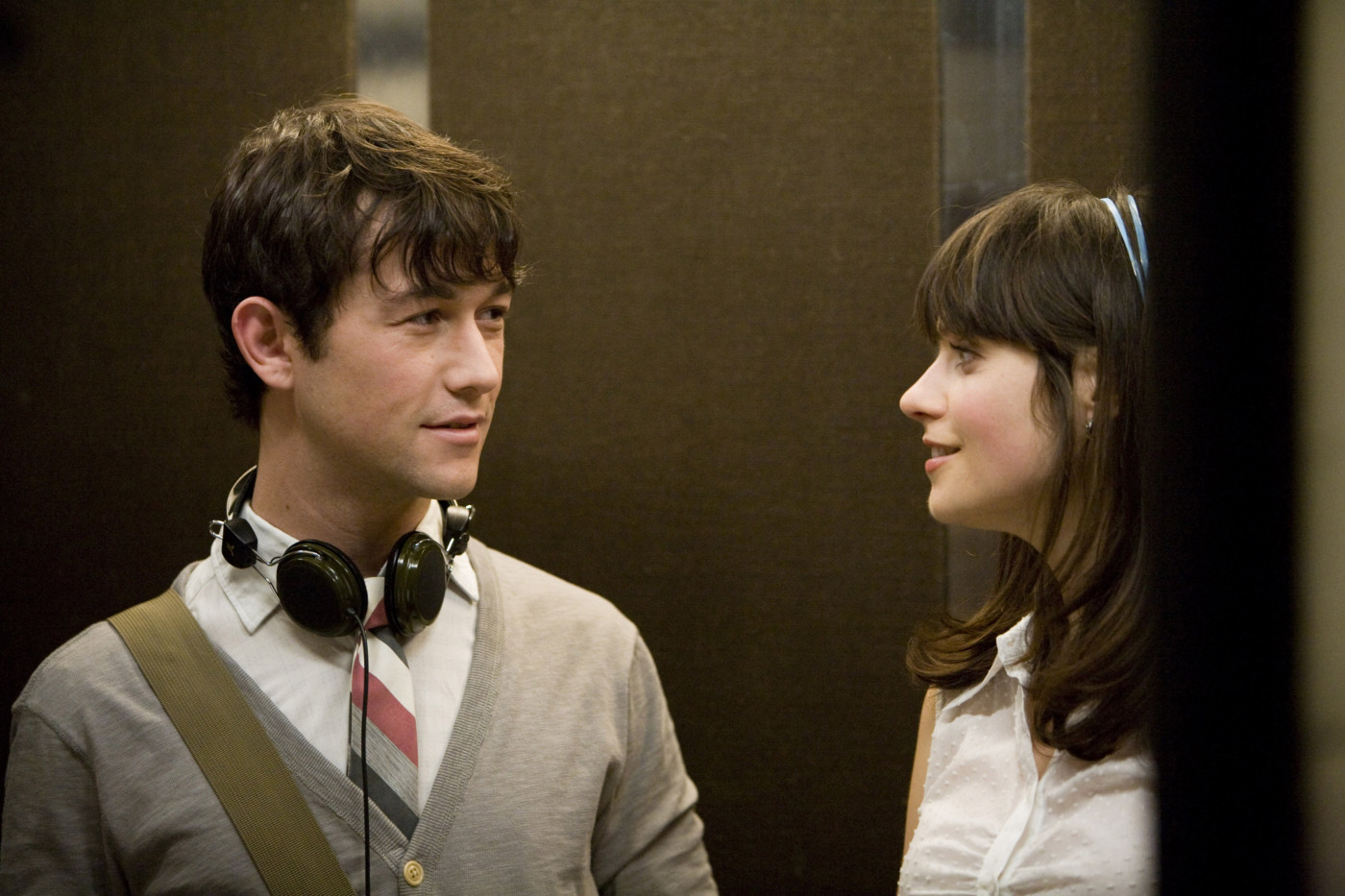 salah satu adegan di (500) Days of Summer