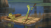Film-Szenenbild zu The Princess and the Frog