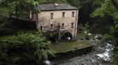 Ach, nur eine alte Mühle.