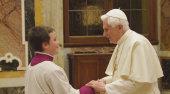 Film-Szenenbild zu Francesco und der Papst