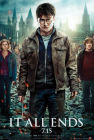 Poster zu Harry Potter 7 - Part 2