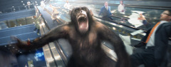 Artwork zu Rise of the Planet of the Apes